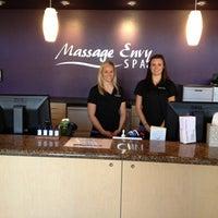 Photo taken at Massage Envy - Terra Nova by Massage E. on 12/4/2013