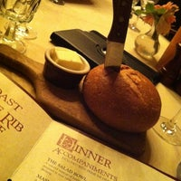 Photo taken at House of Prime Rib by Angela H. on 10/10/2012
