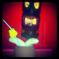 Photo taken at Voodoo Tiki Bar & Lounge by Steven B. on 2/16/2013