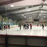 Photo taken at Pickwick Ice Center by Diego S. on 1/19/2013