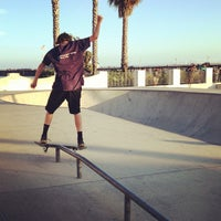 Photo taken at Skater's Point by Amy L. on 7/27/2013
