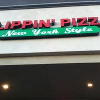 Photo taken at Flippin' Pizza by Dawn M. on 2/10/2013