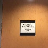 Photo taken at San Diego Passport Agency by Dawn M. on 4/11/2016