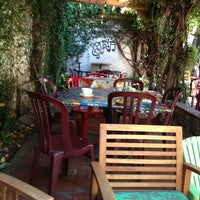 Photo taken at Linnaea's Cafe by Laura F. on 7/7/2013