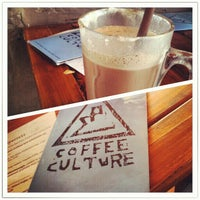 Photo taken at Coffee Culture by Timothy N. on 10/21/2012
