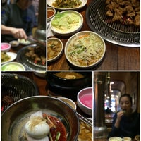 Photo taken at 포도식당 (ポド食堂) by lilstar on 3/7/2015