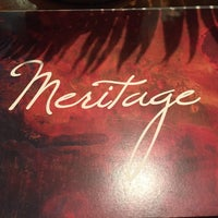 Photo taken at Meritage by Suzzette M. on 8/9/2016