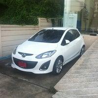 Photo taken at Mazda Rama 3 by Tikeru ต่าย ร. on 10/18/2012