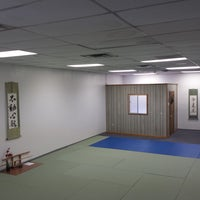 Photo taken at Fudoshinkan Dojo, LLC by Fudoshinkan Dojo, LLC on 5/14/2014