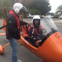 Photo taken at Real Aeroclub de Gran Canaria by Elena B. on 7/5/2014