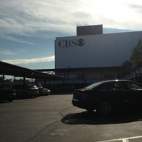 Photo taken at Artist Entrance at CBS Television City by Carol 'Red E. on 8/22/2013