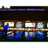 Photo taken at 10Pin Bowling Lounge by Sandra C. on 11/30/2012