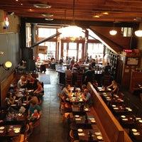 Photo taken at 21st Amendment Brewery & Restaurant by Nikki R. on 5/11/2013