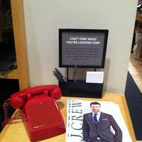 Photo taken at J.Crew by Leonard S. on 11/20/2012