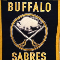Photo taken at The Sabres Store by john B. on 3/30/2012