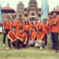 Photo taken at Lapangan Astina by Wah A. on 11/18/2013