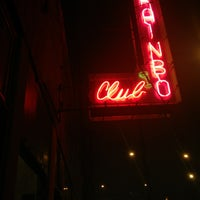 Photo taken at Rainbo Club by Christopher D. on 1/1/2013