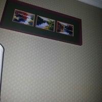 Photo taken at Regency Inn by Christin G. on 1/24/2013