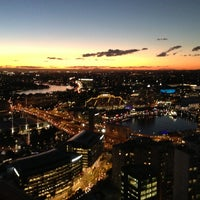 Photo taken at Meriton Serviced Apartments by Leslie on 4/23/2013