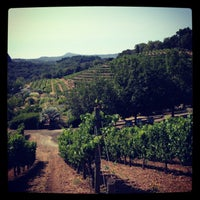 Photo taken at Benziger Family Winery by Leslie on 7/29/2013