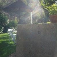 Photo taken at Pont-Nou Bar Terraza by Jordi M. on 10/13/2012