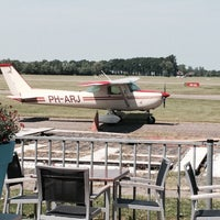 Photo taken at Teuge International Airport (EHTE) by Ertul S. on 6/5/2015