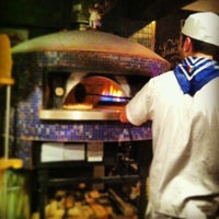 Photo taken at Pizzeria Via Mercanti by Michael B. on 1/20/2013