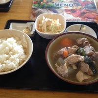 Photo taken at まんぷく食堂 by 310 8. on 4/12/2013