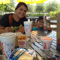 Photo taken at SONIC Drive In by Michele M. on 5/26/2014