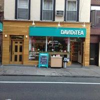 Photo taken at DAVIDsTEA by Brian C. on 4/9/2013