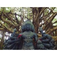Photo taken at Kauai Hindu Monastery by Taylor on 11/19/2014
