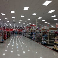 Photo taken at SuperTarget by Patricia A. on 1/8/2013