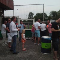 Photo taken at Rijnmond Hoogvliet Sport by Peter G. on 6/7/2014