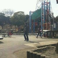 Photo taken at なぎさポニーランド by Aki on 2/9/2013
