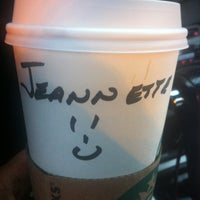 Photo taken at Starbucks by Jeannette A. on 2/4/2013