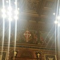 Photo taken at Università degli Studi di Macerata by Massimiliano P. on 3/30/2016