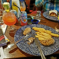 Photo taken at The Walnut Tree (Wetherspoon) by Erol D. on 10/8/2016