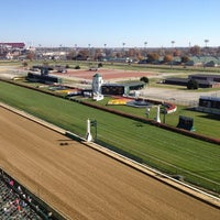 Photo taken at Churchill Downs by Michael M. on 11/10/2012