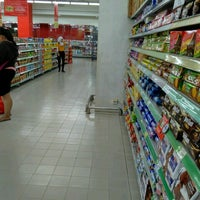 Photo taken at Carrefour by Linda T. on 8/5/2016