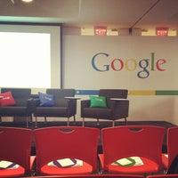 Photo taken at Google Washington by Nicole C. on 9/18/2012