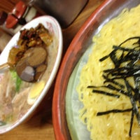 Photo taken at 三水ラーメン つくば店 by ♪ HIRO ♪ on 1/31/2013