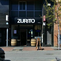 Photo taken at Zurito by Carlos M. on 3/28/2015