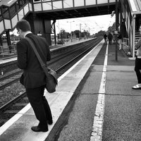 Photo taken at St Neots Railway Station (SNO) by Documentally on 6/17/2014
