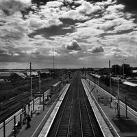 Photo taken at St Neots Railway Station (SNO) by Documentally on 7/23/2015