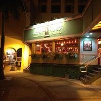 Photo taken at Green House Bar & Restaurant by KA on 9/27/2012