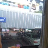 Photo taken at Uttaradit Bus Terminal by Sai P. on 5/13/2016