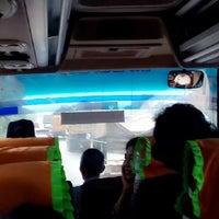 Photo taken at Gerbang Tol Bekasi Timur by Destian D. on 10/18/2014