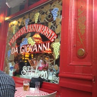 Photo taken at Da Giovanni by Tessa P. on 7/20/2013