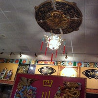 Photo taken at Szechwan Chinese Restaurant by Samuel B. on 3/7/2014