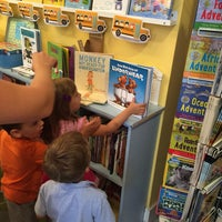 Photo taken at Little Shop of Stories by Angela E. on 7/23/2015